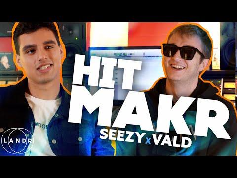 Hitmakr #1   Seezy, Jeune Prodige (feat VALD)
