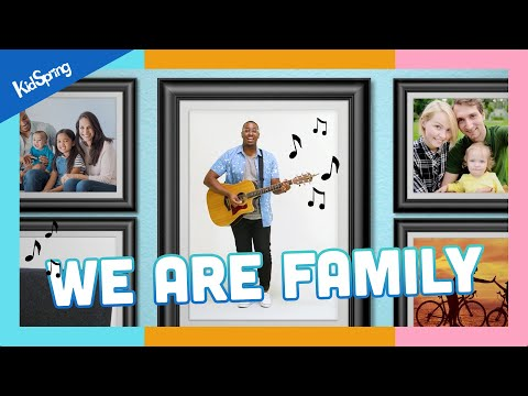 We Are Family | Elementary Worship Song