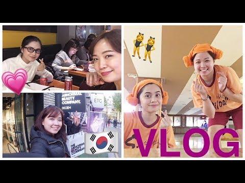 🇰🇷 VLOG S2 #3: Shopping, Myeongdong Foodtrip, Jjimjilbang Experience in Seoul 💕