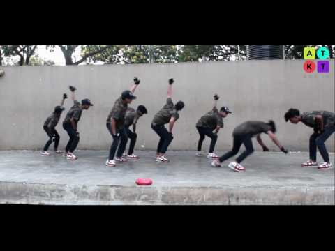 Spectacular Western Dance by Famous In Dark Crew | ATKT.in Boombox