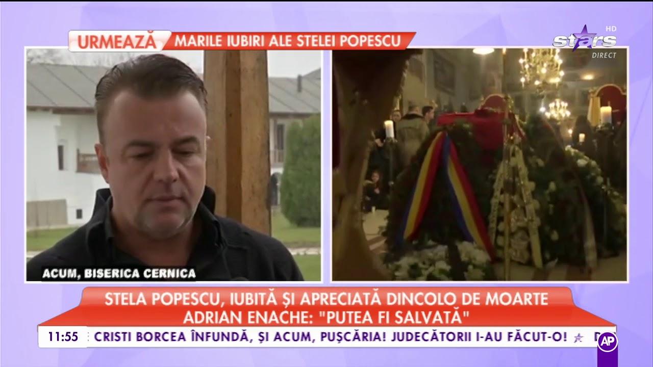 """Adrian Enache: """"Steluța noastră dragă nu a murit, ea va fi mereu cu noi"""""""
