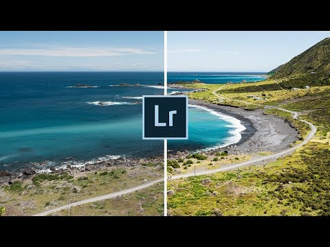 Video preview image for How not to edit photos in Lightroom
