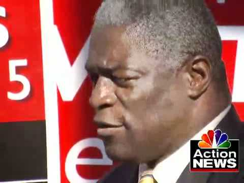 RAW: Sly James talks about E-tax at event