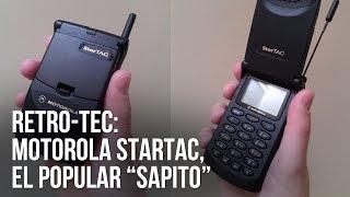 Retro-TEC: Motorola StarTAC, el popular