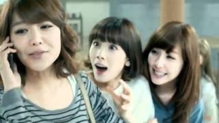 [HD720p] SNSD 少女時代 Girls' Generation -WoongJin Coway CF 30s