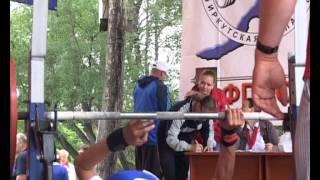 Первенство России по жиму лежа среди ветеранов 2012