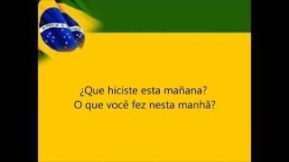 Aprender Portugues: 150 Frases en Portugues Basicas