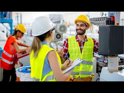 What Industrial Engineering Technicians Do