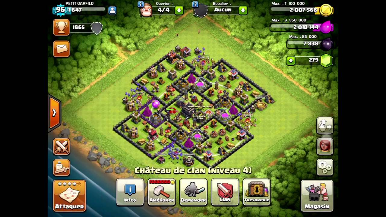donne ou echange compte coc vs compte clash royale youtube. Black Bedroom Furniture Sets. Home Design Ideas