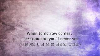 Gambar cover [Legend of The Blue Sea OST] Somewhere, Someday (Sung SiKyung) - 어디선가 언젠가 (성시경)