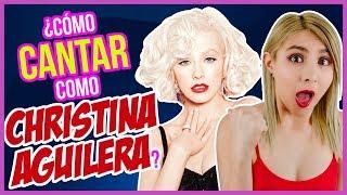 CANTA como CHRISTINA AGUILERA | 5 COSAS QUE DEBES HACER | Análisis | TIPS | Paso a Paso | Gret Rocha