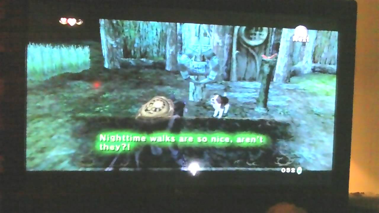 Twilight Princess: Cat and Dog impersonations! - Sometimes you're a dork while playing video games.