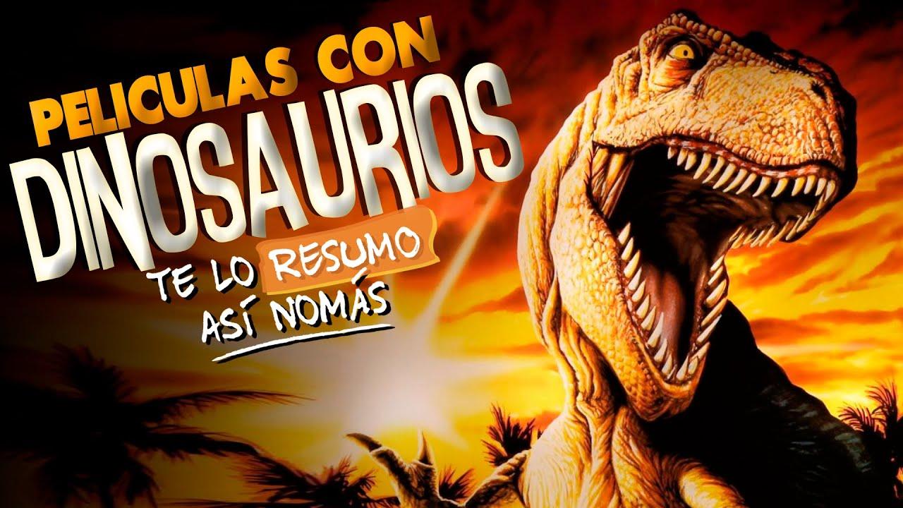 Las 9 Peores Peliculas De Dinosaurios | #TeLoResumo