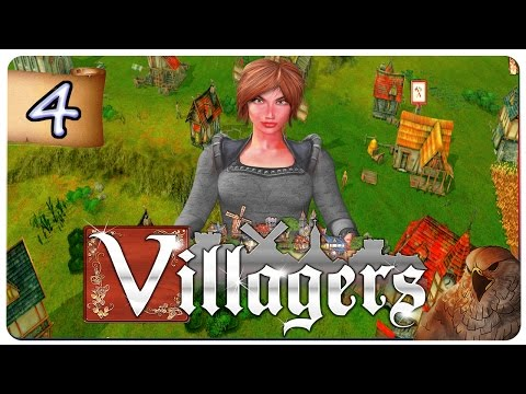 VILLAGERS #4 | Down With The Sickness | Let's Play | Villagers Gameplay
