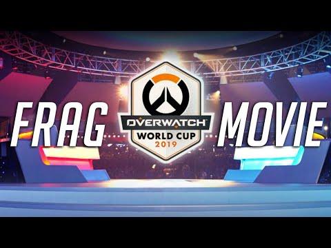 2019 Overwatch World Cup Frag Movie