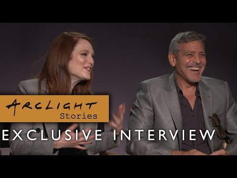 """George Clooney And Julianne Moore On """"Suburbicon"""" - ArcLight Stories"""
