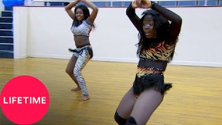Repeat youtube video Bring It!: Full Dance:Final Stand Battle-Dancing Dolls vs. Prancing Tigerettes (S1, E4) | Lifetime