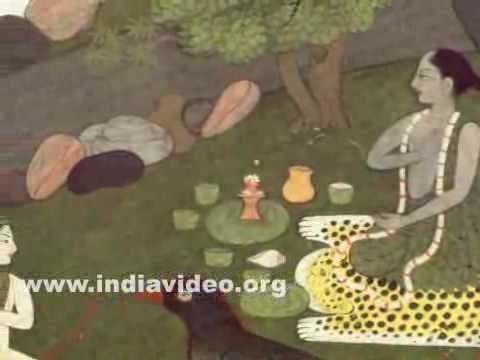 Conversation between Lakshmana and Jatayu