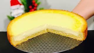 Пирог сметанник Такой простой и вкусный Получается как чизкейк