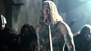 Epic Battle - Viking Axe vs. Templarian Sword.avi