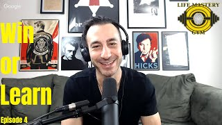Win or Learn With Damon Cart Episode 4