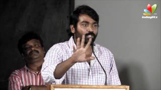 Vijay Sethupathi and Kreshna Speech at Vanmam Audio Launch