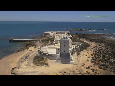 Puerto de gallineras y castillo de sancti petri san fernando c diz youtube - Apartamentos en sancti petri cadiz ...