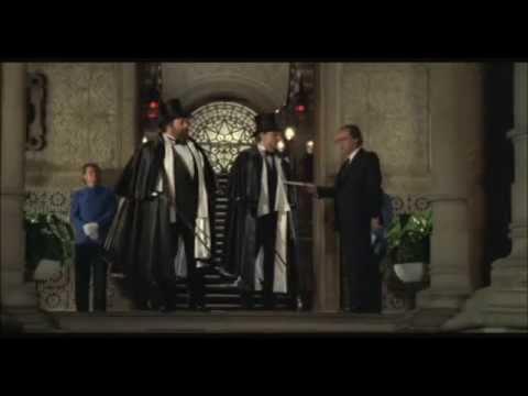 Bud Spencer e Terence Hill  Non c'è due senza quattro  Cambio d'abito e limousine