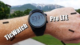 The TicWatch Pro LTE with Wear OS offers many unique features not found on other devices