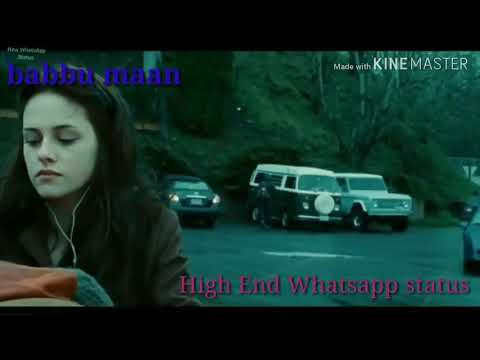 Babbu Maan - Attitude Status - Latest Punjabi Sad Status 2019 - Best Sad Song - The Babbu Maan Fen