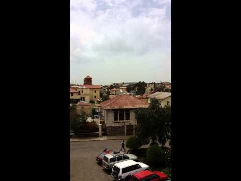 Asmara Imperial Hotel View