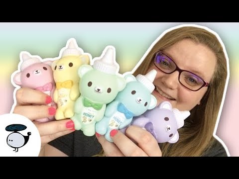 Squishy Bunny Instagram : BUNNY S CAFE HONEY BOTTLES! SQUISHY HAUL - YouTube