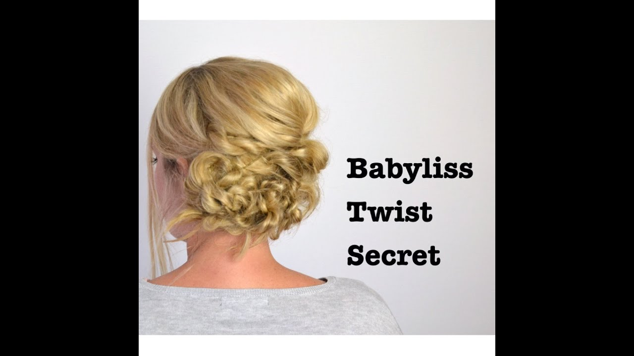 Hair Tutorial Babyliss Twist Secret Tw1100e Fashionwiseblog