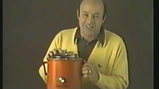 Joe Garagiola 1970s Rival Crock Pot Commercial