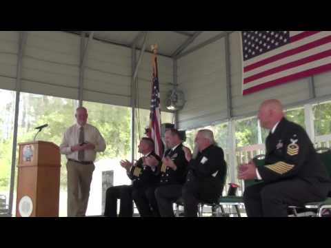 MTCS Chad Wright Retirement Cermony Part 3