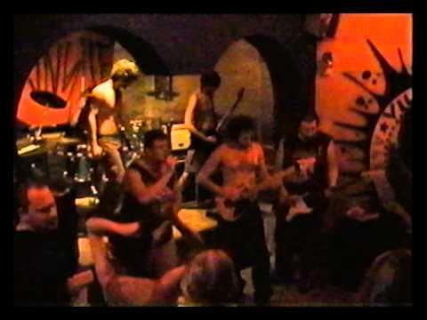 Sangue - Band - Vila Rock Bar - Live - 2003 - Sao Paulo - Brazil