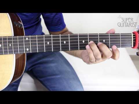 Nalone pongenu - Intro Lead guitar full lesson - Surya Son of Krishnan