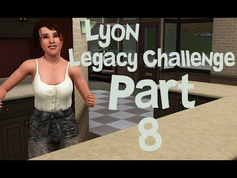 Lyon Legacy Challenge - Chapter 1 Part 8 - Back to School