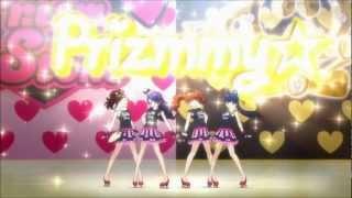 (HQ) Pretty Rhythm Dear My Future - Prizmmy - Mirai no Jibun (episode 9)