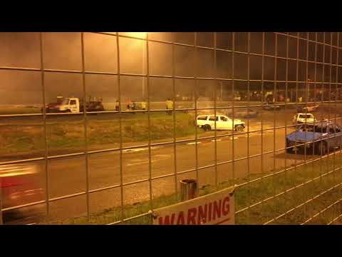 Unlimited Banger Racing from Birmingham Wheels