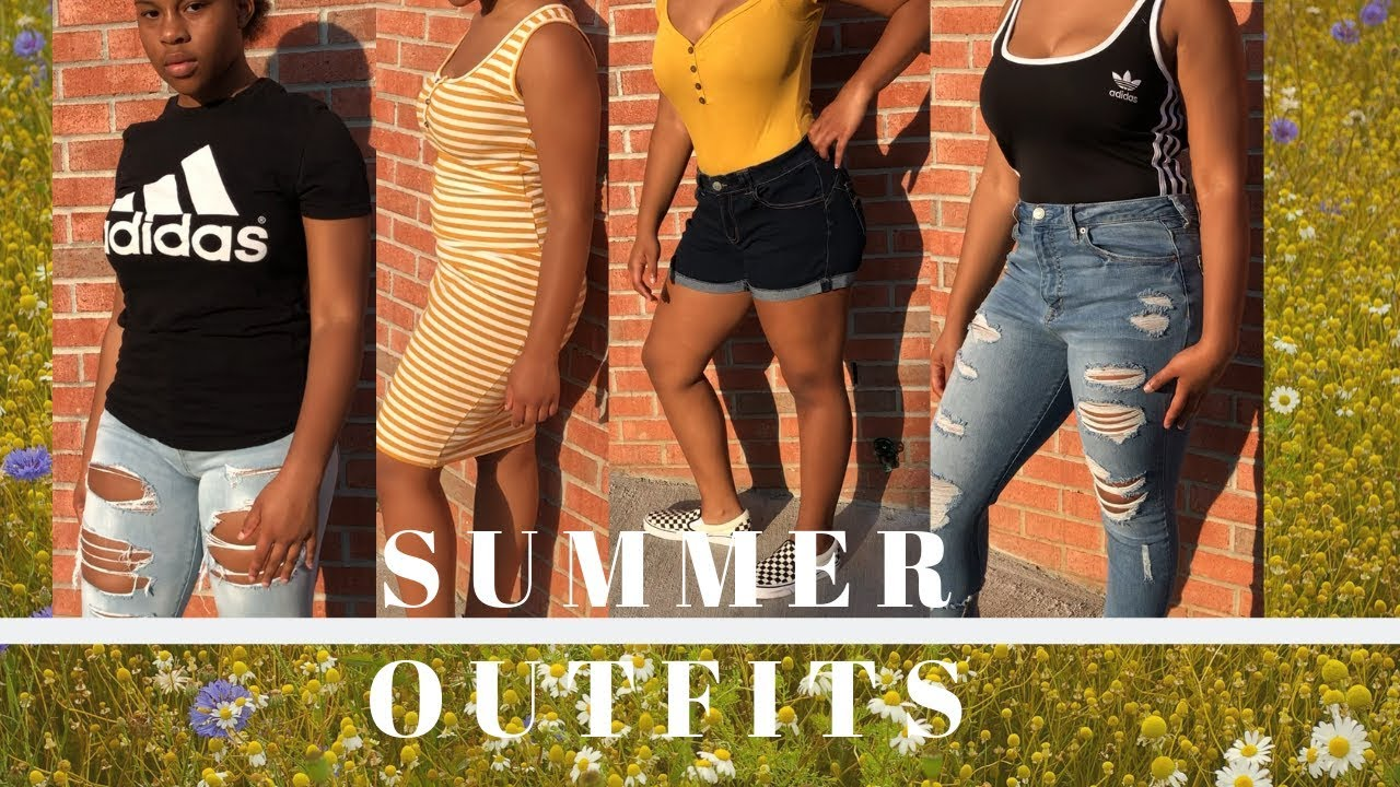 SUMMER LOOKBOOK 2019 CASUAL BUT CUTE SUMMER OUTFITS I GABBY VICTORIA 1