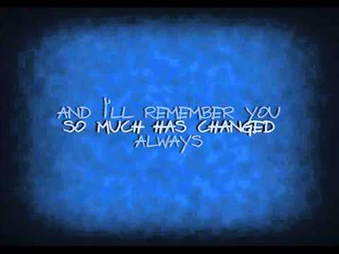 McFly - Memory Lane (lyrics)