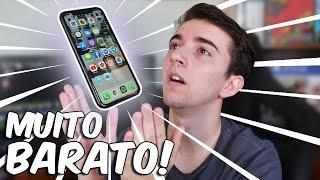 Comprei um iPHONE XR BARATO do OLX! iPhone BLOQUEADO! Valeu a pena?