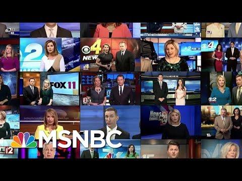 Sinclair Responds To Script Controversy | Morning Joe | MSNBC