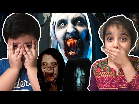 try-not-to-get-scared-challenge---kids-reaction---siblingtalk-ep#-12