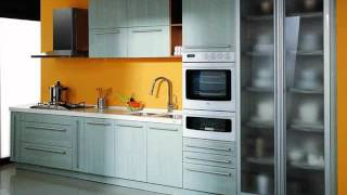 Collection Of Metal Cabinets