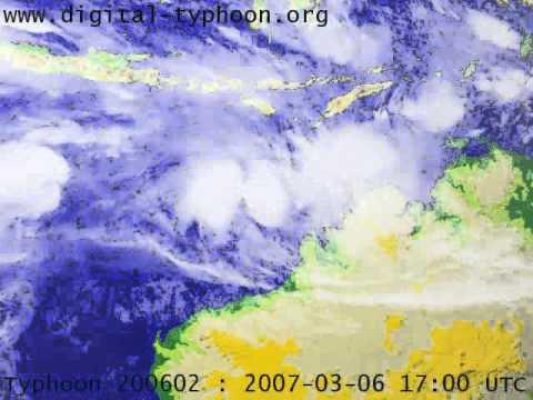 Severe Cyclone George 2006