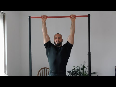 Pull Up Progressions - How to do your first pull up