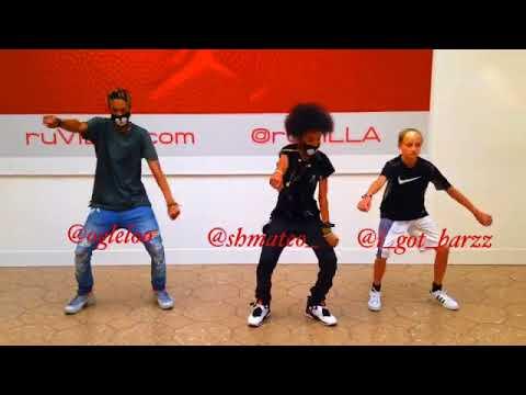 Ayo & Teo Dance 02 @MusicalOmens @SocAndDocShow