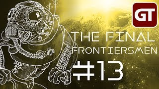 Thumbnail für The Final Frontiersmen - SciFi Pen & Paper - Folge 13: Willkommen in Ghyn Ho